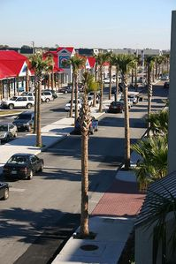 Front Beach Shopping at Isle of Palms out your front door.