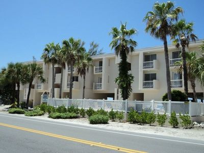 Holmes Beach condo rental - Sunset Terrace Front