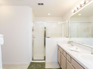 Highlands Reserve villa photo - Master Bathroom ensuite with huge shower and double sinks