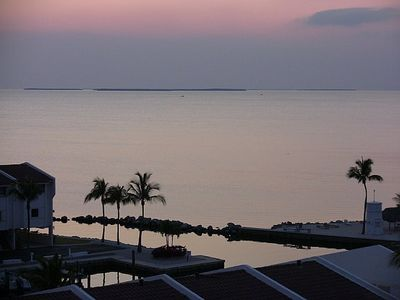 View At Sunset The Reason Islamorada Means Purple Island