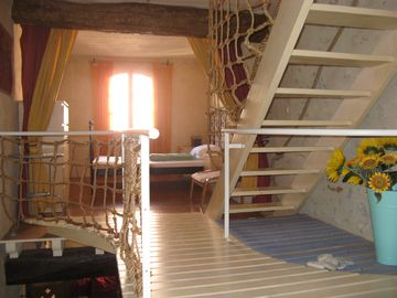Bedroom n°1, second floor