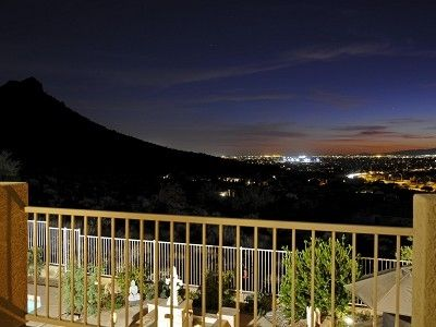 Twinkling Lights of the City - Breathtaking views of the Valley of the Sun