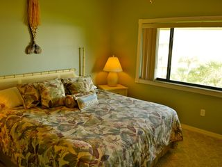 Very Comfortable Master Bedroom - Crescent Beach condo vacation rental photo