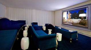 Brickell apartment photo - Cinema