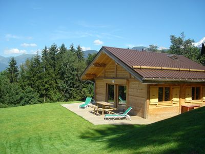 Chalet in the heart of the Mont-Blanc
