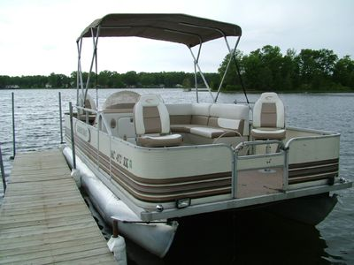 1997 Smokercraft 20 Foot for Rent- Low Weekly Rate (No Deposit)