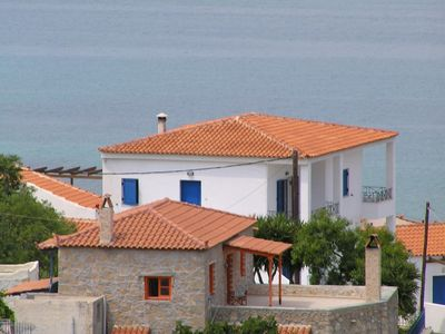 Angistri Island apartment rental