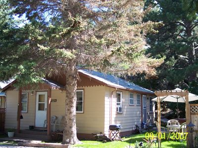 Custer cabin rental