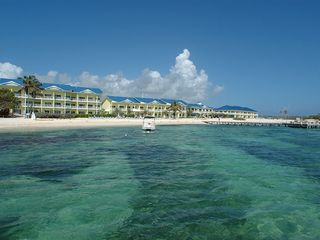 Grand Cayman condo photo - 1600 Feet of Private White Sand Beach