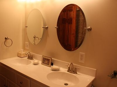 Second Bathroom - New - Features Soaking Tub