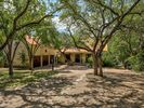 Enjoy the privacy this home offers during your stay