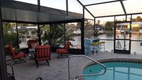 Waterfront Canal Home w/Pool, Hot Tub & Dock...Bring Your Boat!