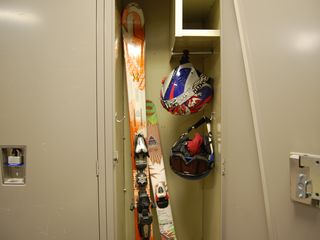 Winter Park condo photo - Ski locker on the ground floor of Fraser Crossing to store your skis, boards etc