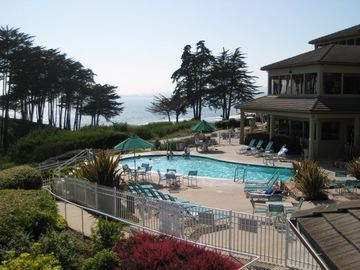 La Selva Beach condo rental - Main Pool at Seascape Resort