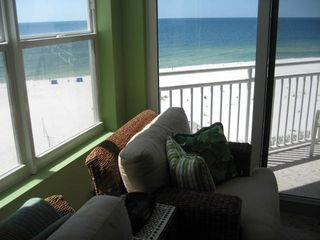 Perdido Key condo photo - View of beach from master bedroom