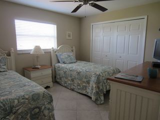 Vacation Homes in Marco Island house photo - Twin Bedroom #1