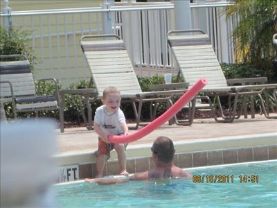 Kids of all ages love Bahama Bay Resort!