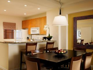 Rancho Mirage villa photo - Hotel Kitchen and Dining Area at The Westin Mission Hills Villas