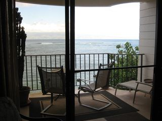 Kahana condo photo - View from the Living Room