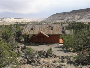 Bryce Canyon cabin rental - Cabin Setting
