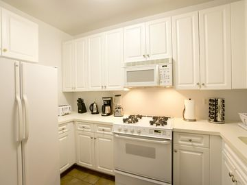 3 Bedroom, fully equipped kitchen