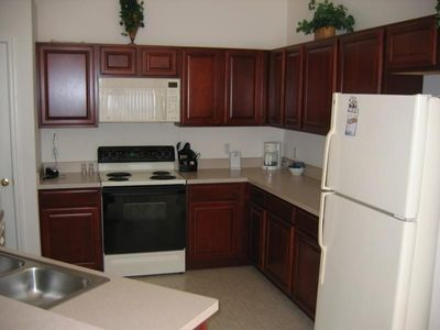 Liberty Village villa rental - Spacious kitchen