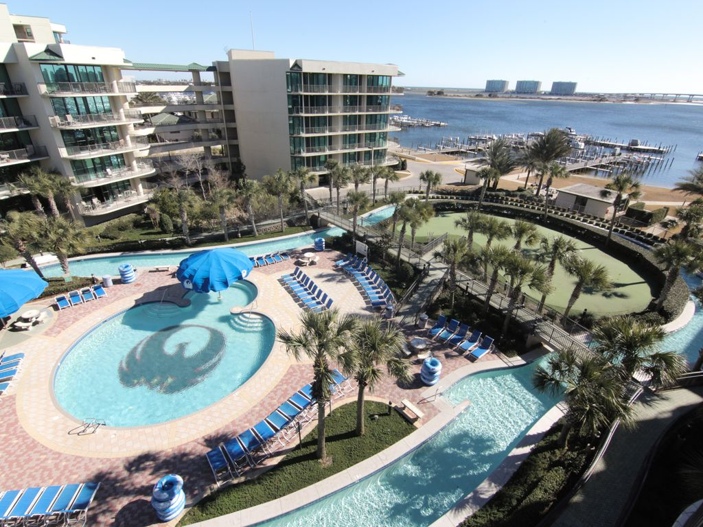 Best Beach Resorts In Gulf Shores Alabama