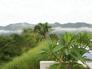 Nicoya house photo - It truly feels like a house in the clouds.