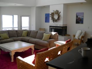Isle of Palms house photo - Great room seating