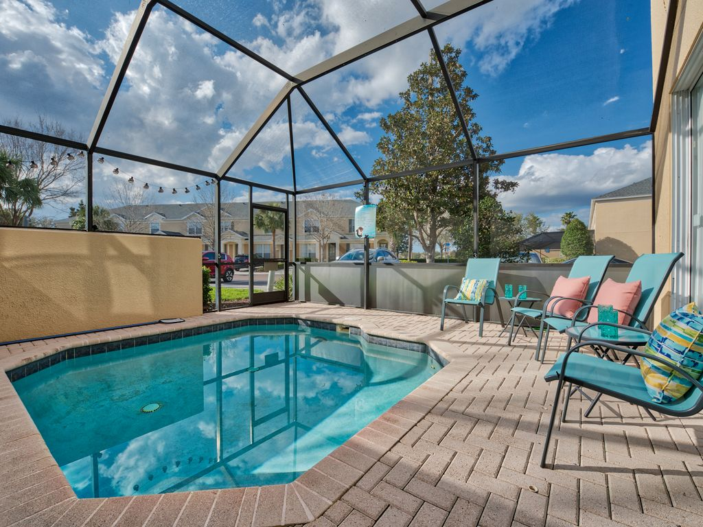 Windsor Hills Townhome by SVV - 3 Bed/3 Bath with Splash Pool UPGRADED Feb 2018