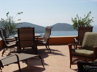 Zihuatanejo condo photo - Extension of Master bedroom Terrace