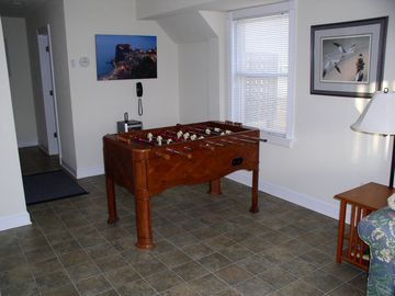 Foosball games for family fun