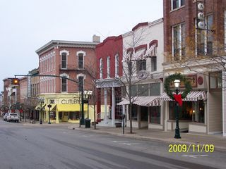 Petoskey condo photo - The Gaslight District offers some wonderful shops and resturants.