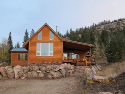 cabin with river snake lodge review hotel cabins jackson wyoming reviews park hole koa prices patio rentals and village updated