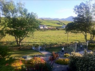 County Mayo cottage photo - View from upper Garden Carrowholly Cottage
