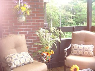 Killington condo photo - Enjoy the Summer Sunsets over the Mountains or the Stunning Autumn Foliage.