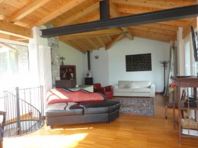 House with large garden, overlooking Lake Como 'Sans Souci'