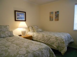 Long Bay Dunes condo photo - Second bedroom with twin beds