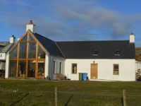 Renovated Croft House 300 Metres From Achmelvich Beach