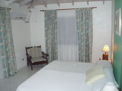 Main Bedroom air-conditioned and with double windows