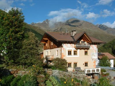 Little mountain farm at 1850m in remote and beautiful valley - Ferienwohnung Altana & Gronda