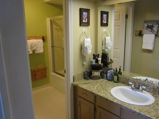 Cottonwood Heights condo photo - Master bath