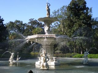 Savannah apartment photo - Forsyth Park Fountain