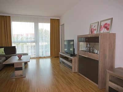 Family-friendly 2-room apartment (52 m2) in Vienna Meidling