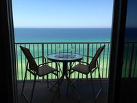 Platinum -2BR Deluxe - 9th Floor- Free Beach Chairs -Gulf Front Master BR.