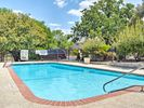 Beat the balmy summer days with a dip in the community pool!