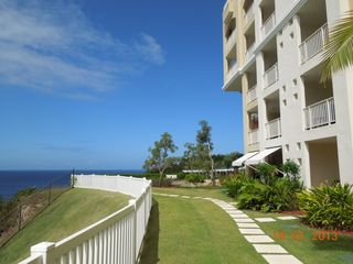 Aguadilla condo photo - Outdoor gardens
