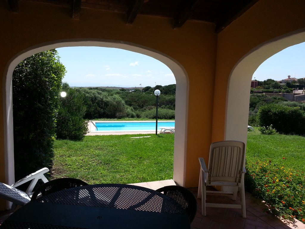 Accommodation near the beach, 90 square meters, , Stintino, Italy