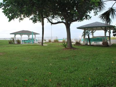 Private Beach Access and Picnic Area, Electric and Shower