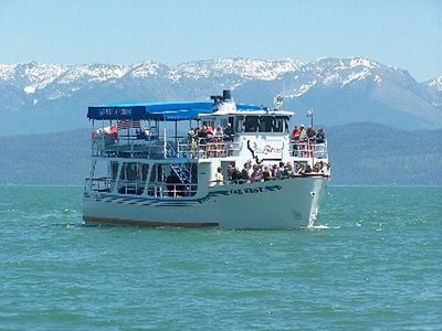 ~Far West Boat Tours Available in Lakeside ~
